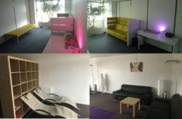 Salle zen - EOS France